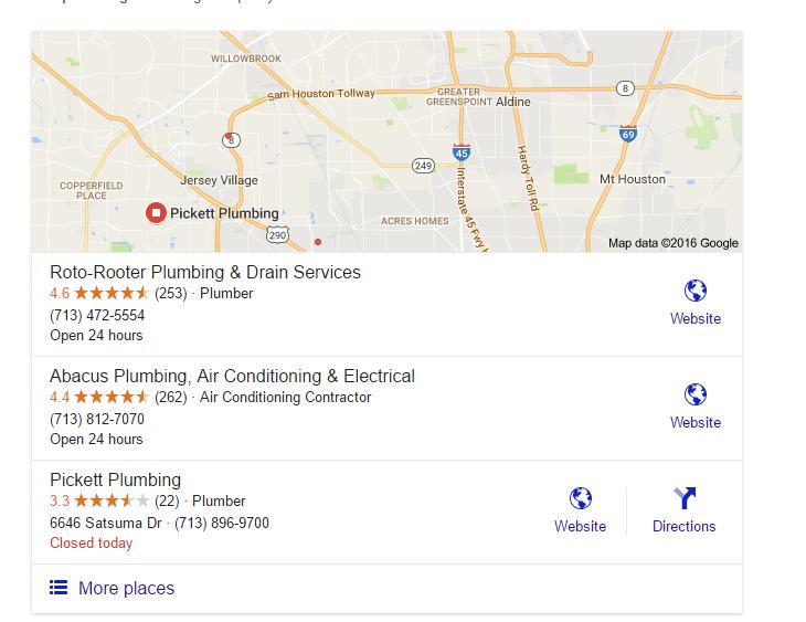 google local santa rosa, ca