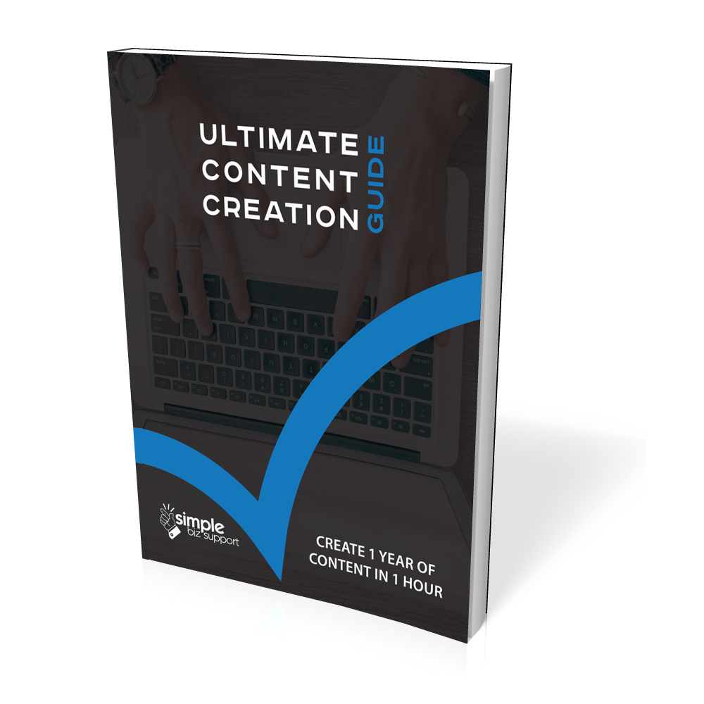 Ultimate Content Creation Guide Image